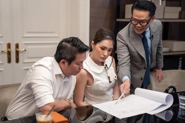 Đoàn Di Băng phát hiện Louis Vuitton nhái toà lâu đài 200 tỷ của Thái Công thiết kế cho mình, ngạc nhiên chưa? - ảnh 1