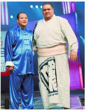 """Vén màn võ công lợi hại của """"đại cao thủ"""" là sư phụ của Jack Ma, một đòn hạ """"gã khổng lồ"""" Nhật Bản - ảnh 2"""