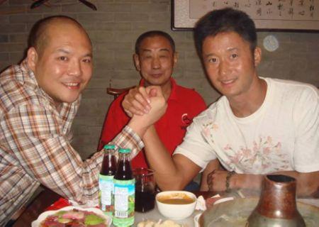 """Vén màn võ công lợi hại của """"đại cao thủ"""" là sư phụ của Jack Ma, một đòn hạ """"gã khổng lồ"""" Nhật Bản - ảnh 4"""