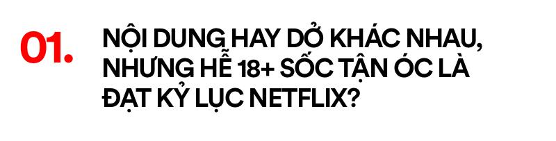 """""""Thả cửa"""" loạt nội dung 18+ vô nghĩa gây sốc, Netflix đang khiêu dâm hóa để câu view? - Ảnh 2."""