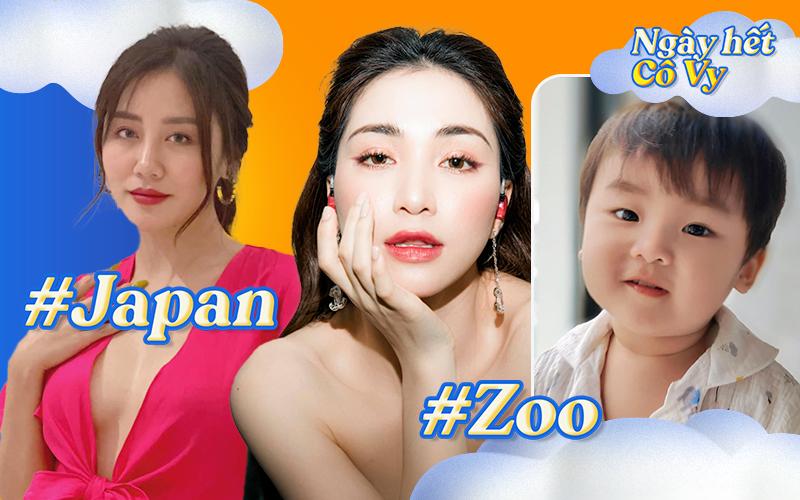 """Hết dịch làm gì: Hoà Minzy sẽ dẫn bé Bo đến một nơi đặc biệt, Văn Mai Hương mạnh dạn book vé """"chốt"""" ngày đi Nhật"""