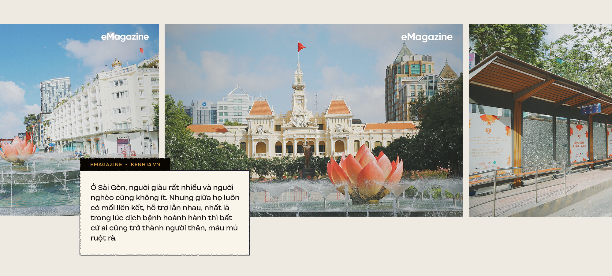 Từ những đôi mắt rớm đỏ ở Sài Gòn: Mọi người rủ nhau làm từ thiện, sẽ không có ai bị bỏ lại đằng sau - Ảnh 4.