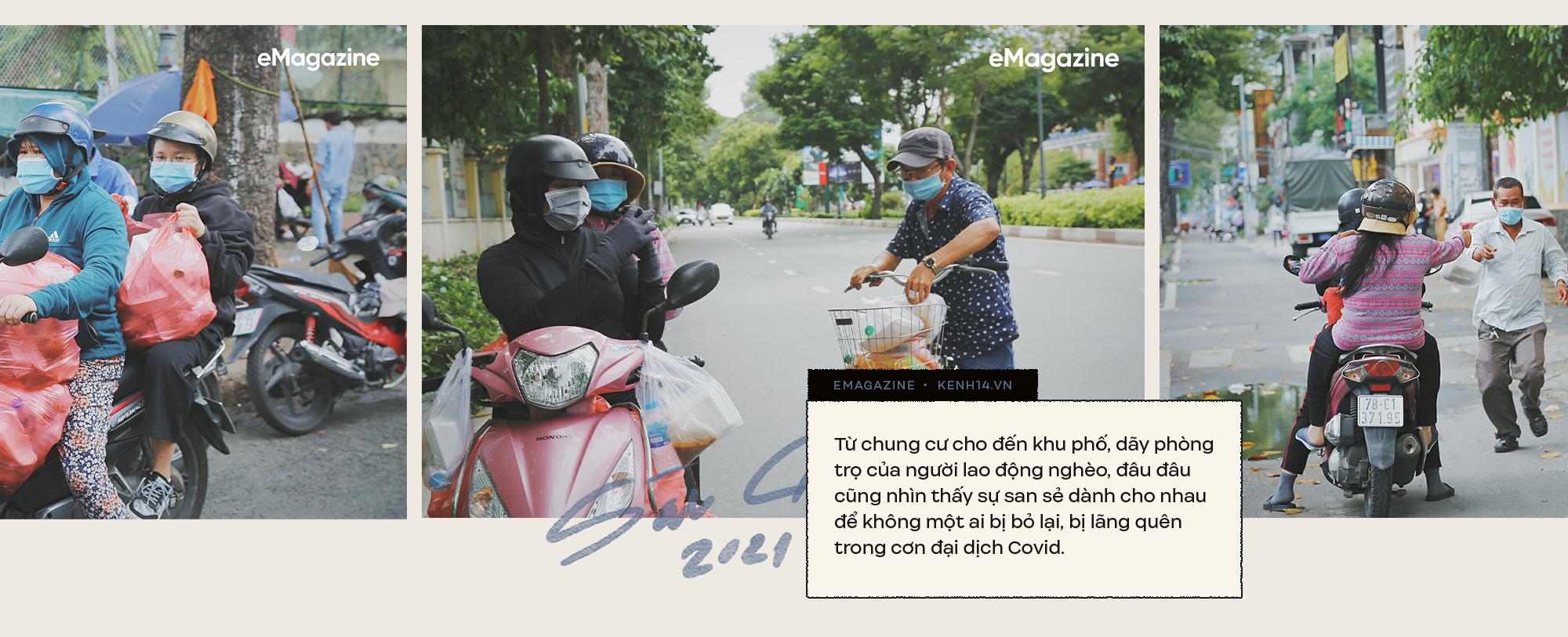 Từ những đôi mắt rớm đỏ ở Sài Gòn: Mọi người rủ nhau làm từ thiện, sẽ không có ai bị bỏ lại đằng sau - Ảnh 10.