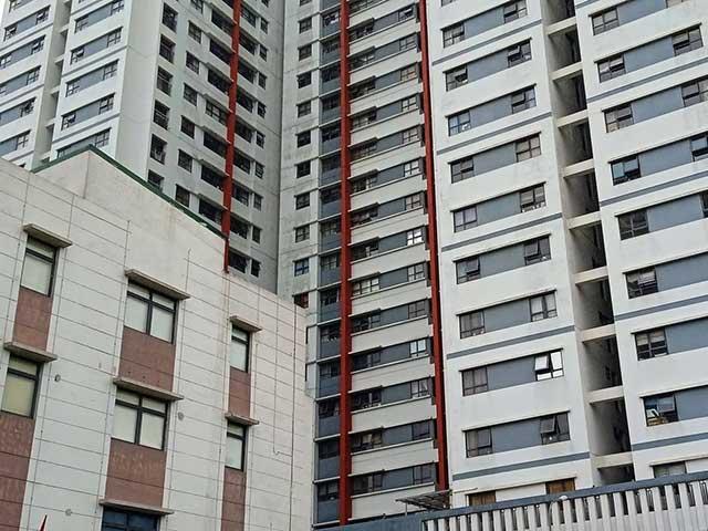 Hà Nội: Bé trai 3 tuổi rơi từ tầng 6 chung cư khu đô thị Gamuda, tử vong thương tâm - Ảnh 1.