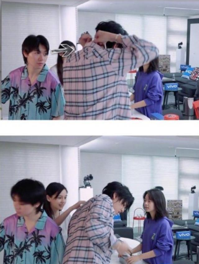 Netizen sởn gai ốc khi xem lại ánh nhìn như muốn nuốt trọn con gái nhà người ta của Ngô Diệc Phàm! - ảnh 5