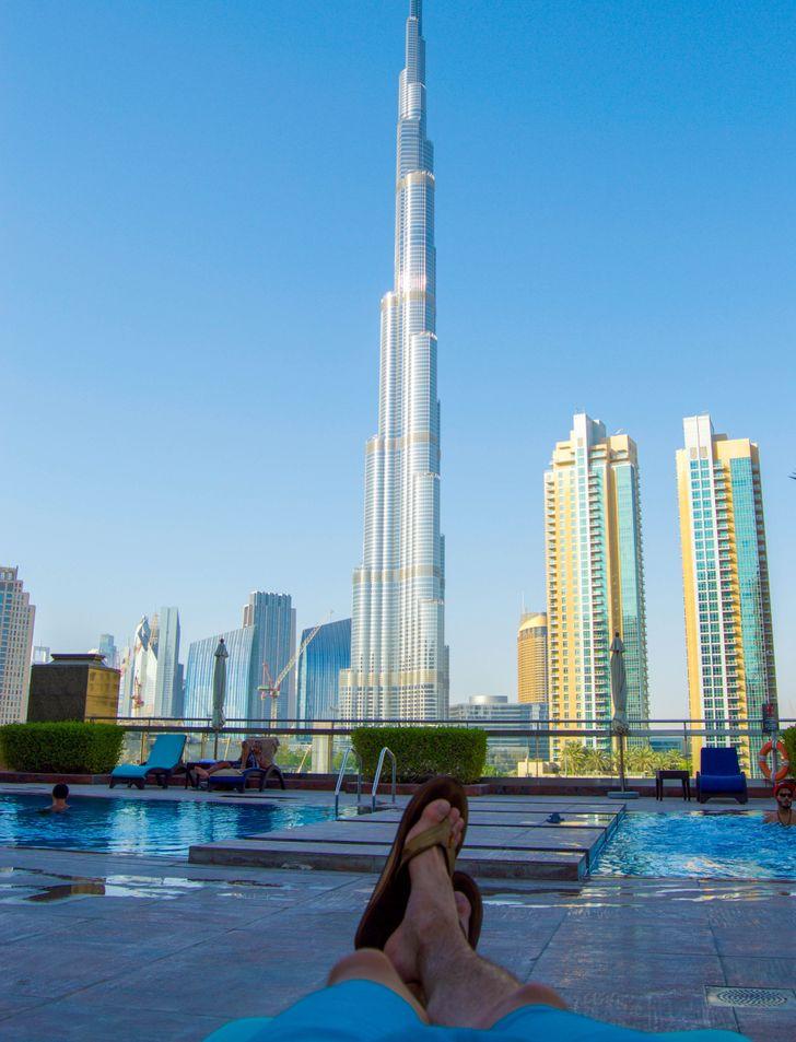 Sốc không nói nên lời trước những khoảnh khắc cực đời thường ở Dubai - một trong những nơi giàu có bậc nhất hành tinh - Ảnh 17.