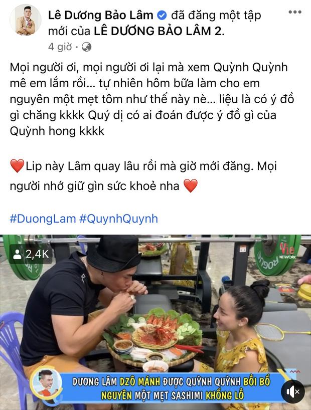 """Lê Dương Bảo Lâm hứng nguyên rổ """"gạch"""" từ netizen vì để con gái ngồi lên thực phẩm chụp ảnh, lời giải thích có hợp lý? - ảnh 5"""