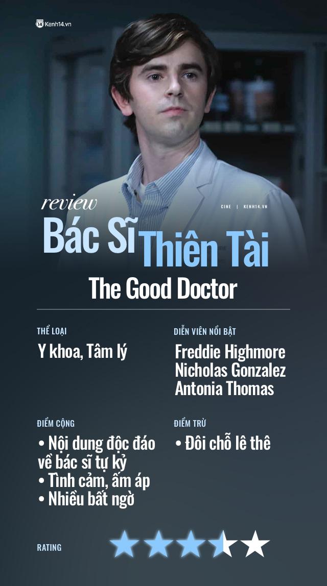 Xem The Good Doctor để được bác sĩ tự kỷ chữa lành, để hiểu vì sao đây là phim y khoa hot nhất hiện tại - ảnh 7