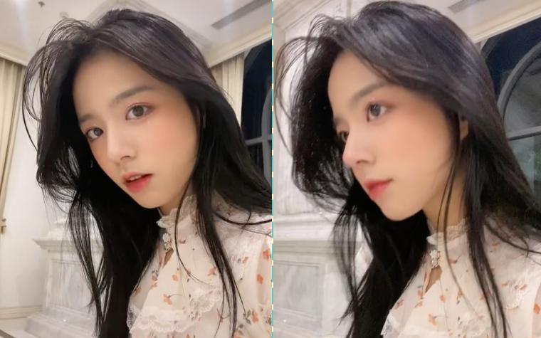 """Bị nghi """"dao kéo"""" mũi, gái xinh được mệnh danh Yena đời thực nói gì mà netizen kéo vào bình luận tưng bừng?"""