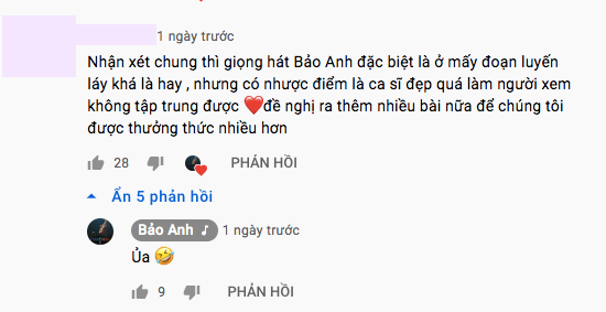 Bảo Anh cover loạt ca khúc nhạc Hoa lời Việt được netizen đa số khen nhưng vẫn bị chê một điểm khiến chính chủ phải Ủa? - ảnh 5