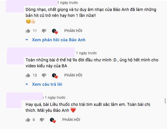 Bảo Anh cover loạt ca khúc nhạc Hoa lời Việt được netizen đa số khen nhưng vẫn bị chê một điểm khiến chính chủ phải Ủa? - ảnh 4