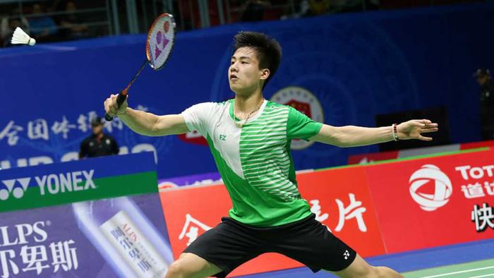 VĐV cầu lông gốc Việt kém Tiến Minh 17 tuổi có chiến thắng đầu tiên tại Olympic Tokyo 2020 - Ảnh 1.