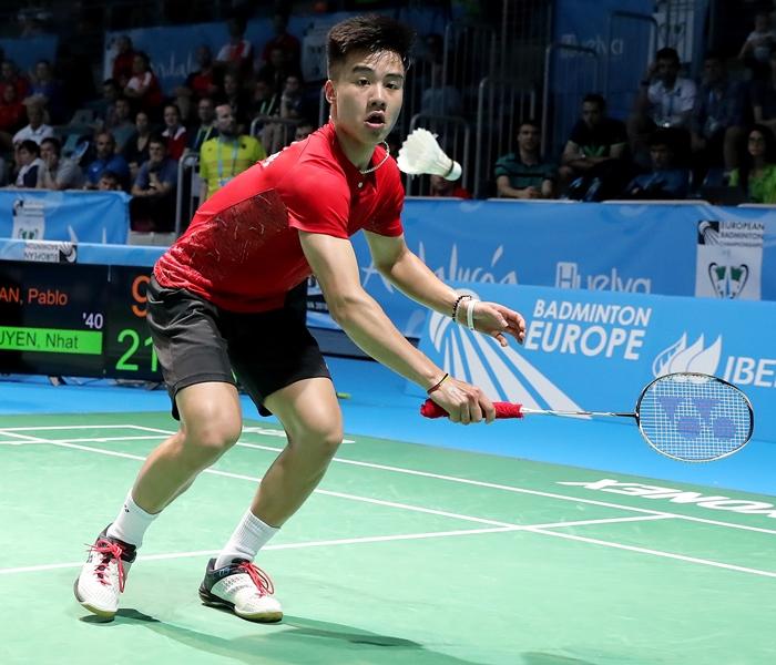 VĐV cầu lông gốc Việt kém Tiến Minh 17 tuổi có chiến thắng đầu tiên tại Olympic Tokyo 2020 - Ảnh 2.