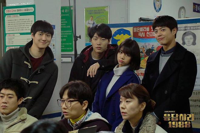 Park Bo Gum từng tiết lộ mình rung động vì mặt chó Reply 1988, Hyeri chỉ là nữ phụ đam mỹ thôi? - ảnh 7