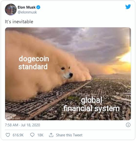 Cùng nhìn lại 10 lần Elon Musk làm điên đảo thị trường tiền số trong một năm qua - ảnh 1