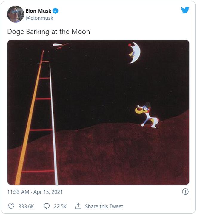 Cùng nhìn lại 10 lần Elon Musk làm điên đảo thị trường tiền số trong một năm qua - ảnh 9