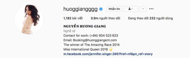 Chọn ở ẩn giữa nghi vấn tình cảm rạn nứt, Hương Giang bị bốc hơi hơn 100.000 lượt theo dõi - ảnh 3