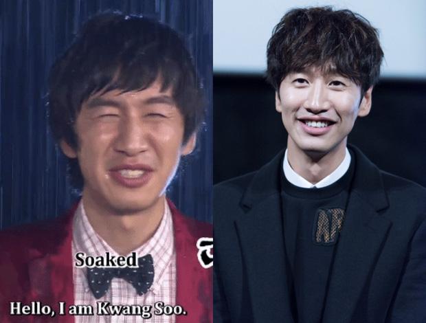 Từng bị nghi dao kéo, đập đi xây lại cả mặt, nay Lee Kwang Soo đã trực tiếp lên tiếng - Ảnh 3.