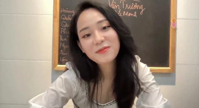 Danh tính gái xinh thường xuyên livestream chung với cô Minh Thu, từ nhan sắc đến độ hot đều kẻ tám lạng người nửa cân - ảnh 1