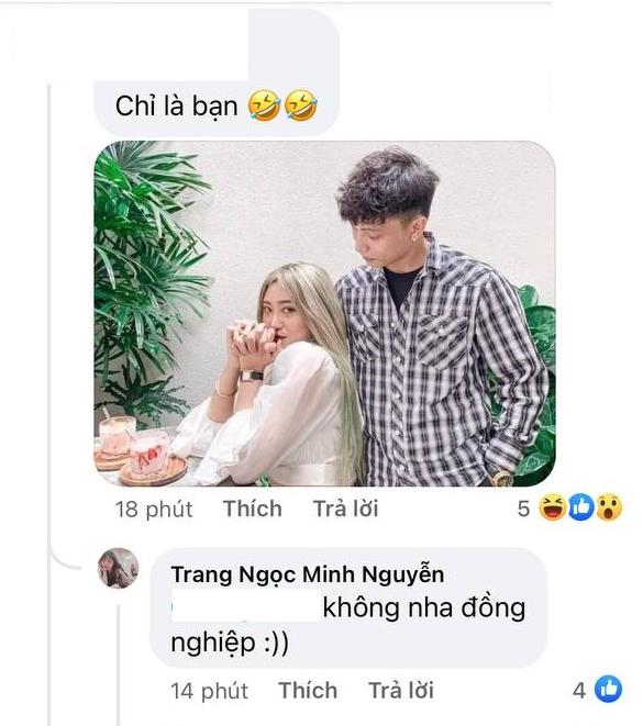 Lộ ảnh Lương Minh Trang ôm hôn tình tứ bên trai lạ hậu ly hôn Vinh Râu, ai đây ai đây? - ảnh 3