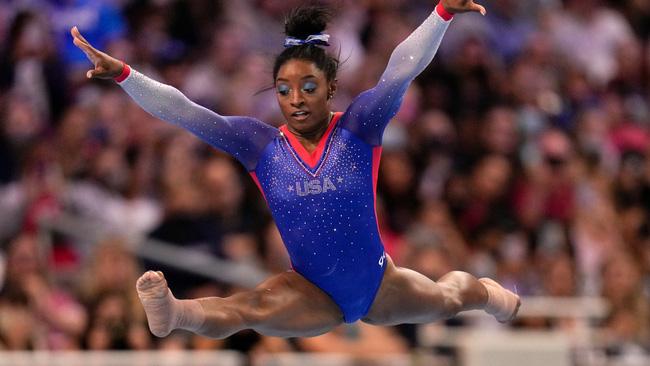 Biểu tượng thể thao Mỹ gây chấn động khi bỏ cuộc ở Olympic Tokyo 2020: Giọt nước mắt sau bao năm kìm nén từ quá khứ bị lạm dụng tình dục - ảnh 2
