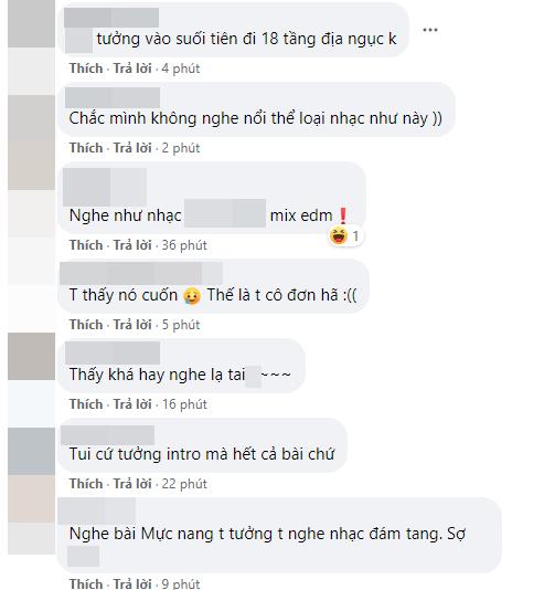 Netizen lắc đầu khi nghe album Việt Nam đầu tiên được Pitchfork chấm điểm: Tưởng đi Suối Tiên, lạc cõi âm 18 tầng địa ngục - ảnh 3