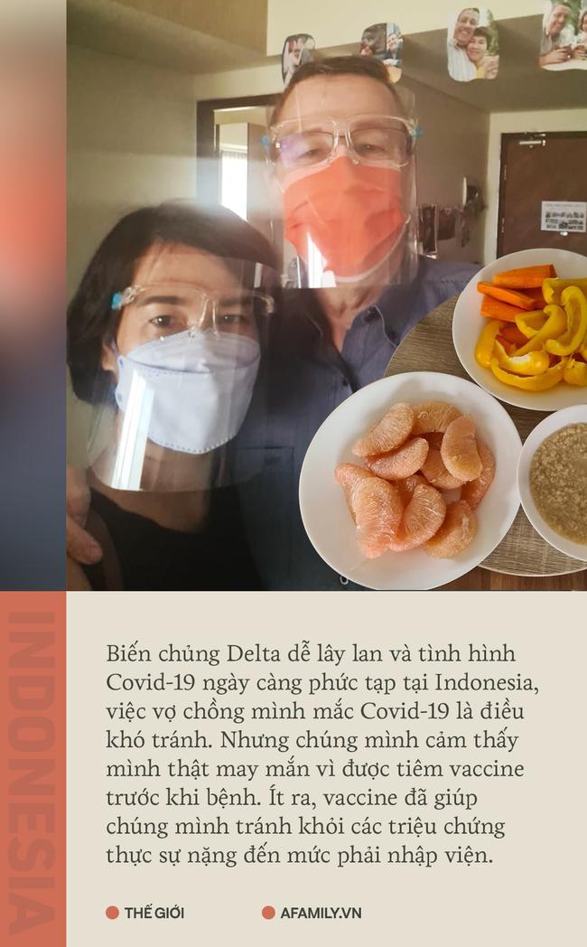 Người Việt ở Indonesia kể chuyện tự chiến đấu với Covid-19: Bình tĩnh xử lý từng bước nhưng vẫn chuẩn bị sẵn tâm thư trăng trối - ảnh 12