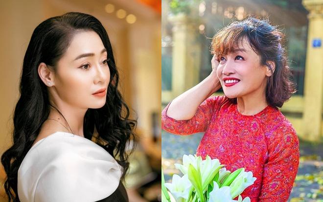 Clip: Bà Xuân (Hương Vị Tình Thân) tiết lộ bị cộng đồng mạng lao vào chửi, thừa nhận bà Bích ngày càng đáng yêu - ảnh 4