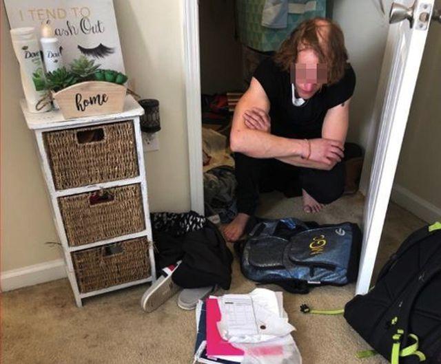Thiếu nữ 15 tuổi giấu bạn trai 36 tuổi trong tủ quần áo cả tháng trời mà không ai hay biết, bí mật về mối tình bệnh hoạn khiến bố mẹ chết lặng - ảnh 2