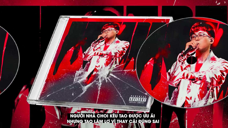ICD tung bản rap diss đáp trả Tage, scandal gian lận King Of Rap được chính chủ lật lại! - Ảnh 8.