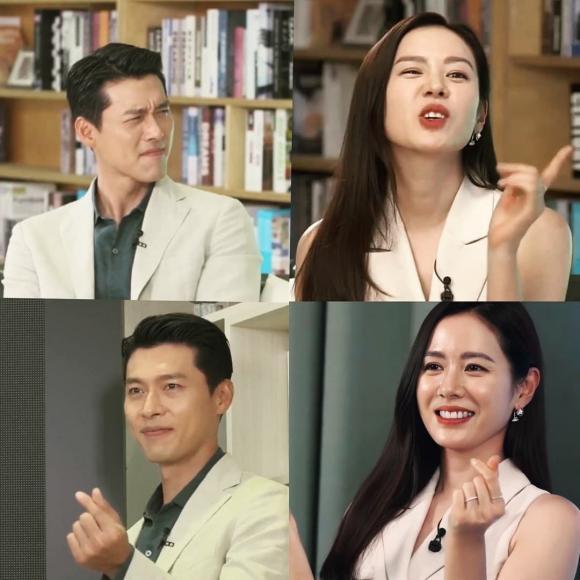 MXH nổ vì ảnh Hyun Bin - Son Ye Jin lần đầu cùng dự sự kiện hậu công khai hẹn hò, đã mặc đồ đôi còn ôm ấp như phu thê? - ảnh 7