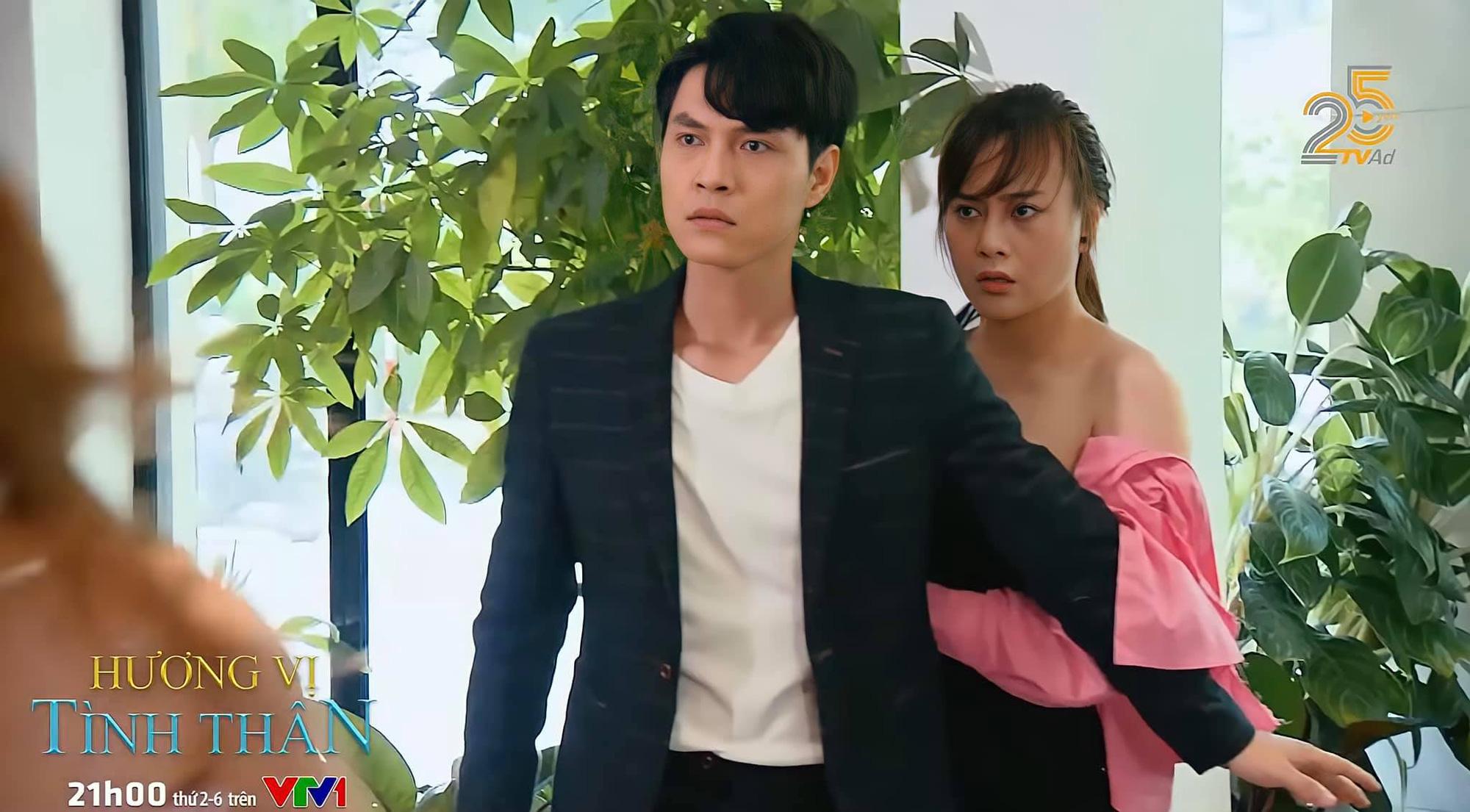 Profile trai đẹp cho Long (Hương Vị Tình Thân) ra chuồng gà: Visual chẳng kém nam chính, hôn nhân viên mãn thấy mà ham - Ảnh 1.