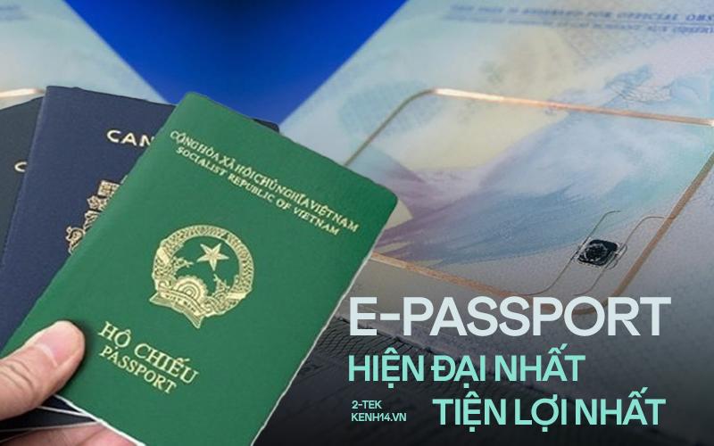 """Hộ chiếu điện tử sắp được sử dụng tại Việt Nam có công nghệ """"xịn xò"""" ra sao?"""