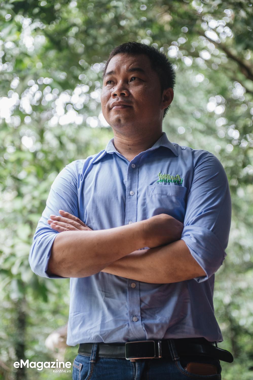 """Đi tìm công bằng cho tê tê - Câu chuyện đầy xúc động của Nhà bảo tồn đầu tiên tại Việt Nam dành giải thưởng danh giá Nobel xanh"""" - Ảnh 3."""