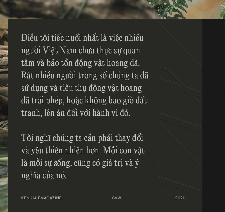 """Đi tìm công bằng cho tê tê - Câu chuyện đầy xúc động của Nhà bảo tồn đầu tiên tại Việt Nam dành giải thưởng danh giá Nobel xanh"""" - Ảnh 28."""