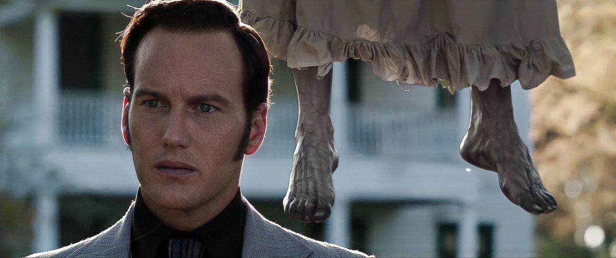 Căn nhà quỷ ám trong The Conjuring có quá khứ kinh hoàng, ekip phim tài liệu tiết lộ bị sang chấn tâm lý vì gặp ma thật sự - Ảnh 4.