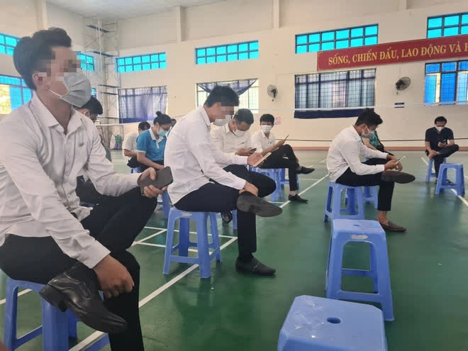 Làm rõ việc 3 doanh nghiệp bất động sản được ưu ái tiêm vắc xin Covid-19 ở Quảng Nam - ảnh 2