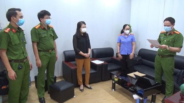 Bắt tạm giam Tổng Giám đốc Công ty Công viên Cây xanh Hà Nội và 6 đồng phạm - ảnh 3