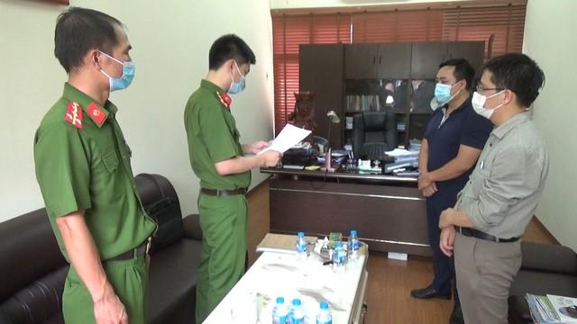 Bắt tạm giam Tổng Giám đốc Công ty Công viên Cây xanh Hà Nội và 6 đồng phạm - ảnh 4