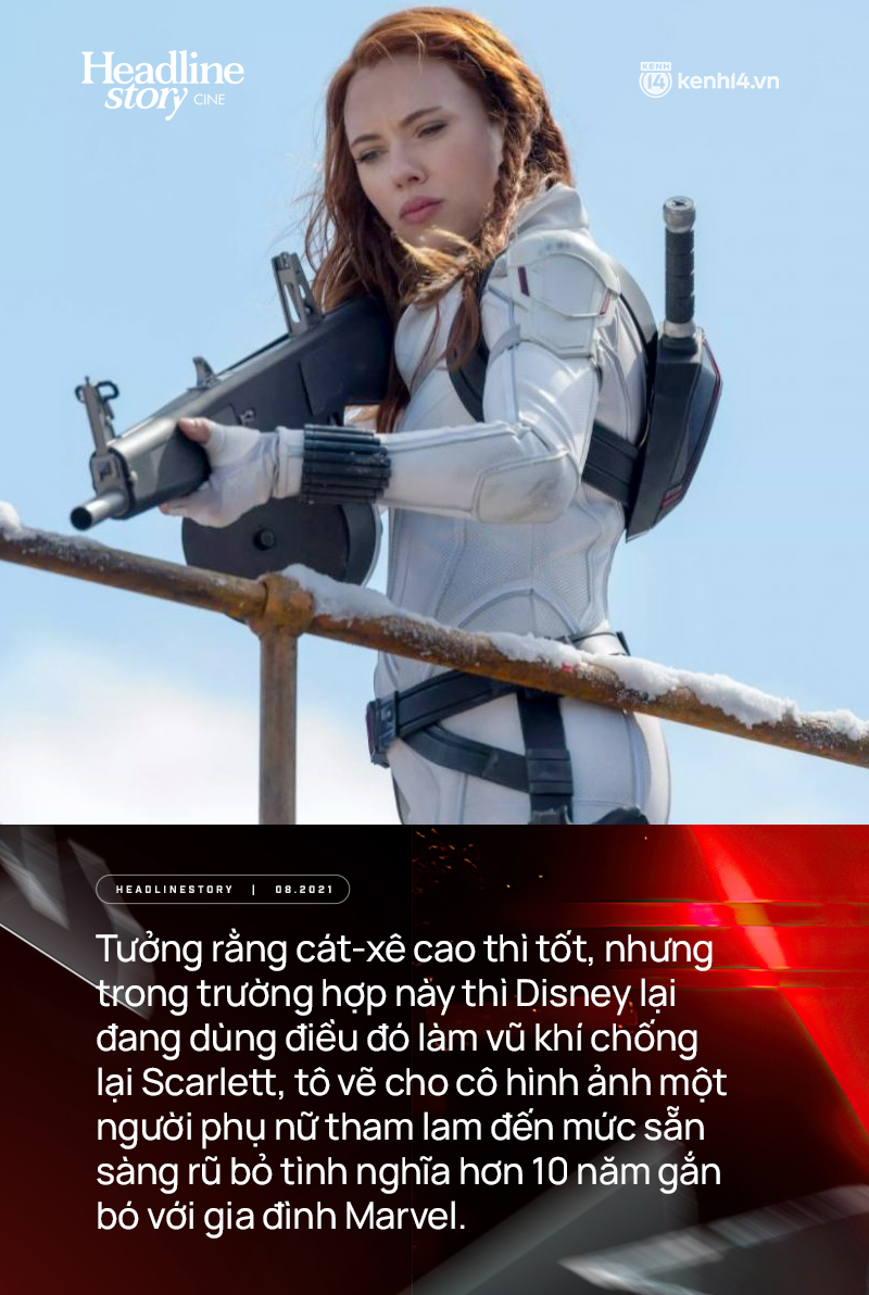 """Đằng sau drama chấn động của Góa Phụ Đen và Disney: Đả nữ giàu nhất Hollywood quá tham lam hay đế chế Nhà Chuột """"đạo đức giả""""? - Ảnh 3."""