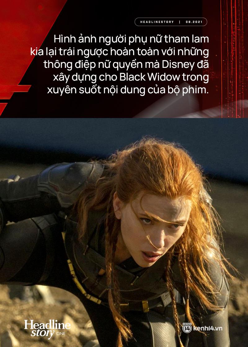 """Đằng sau drama chấn động của Góa Phụ Đen và Disney: Đả nữ giàu nhất Hollywood quá tham lam hay đế chế Nhà Chuột """"đạo đức giả""""? - Ảnh 4."""