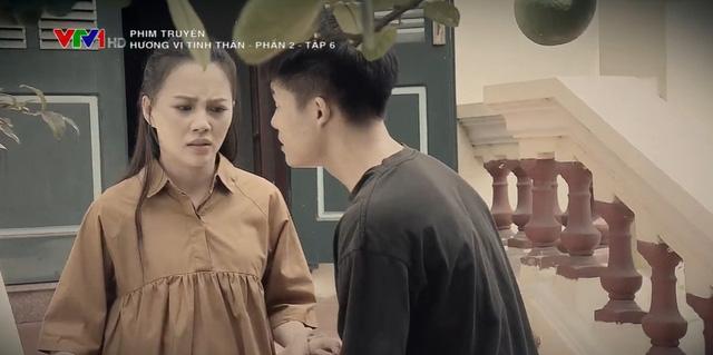 Lộ clip ông Sinh bóc phốt bà Sa giết chồng ở Hương Vị Tình Thân, khán giả hả hê quả báo rồi cũng tới - Ảnh 4.