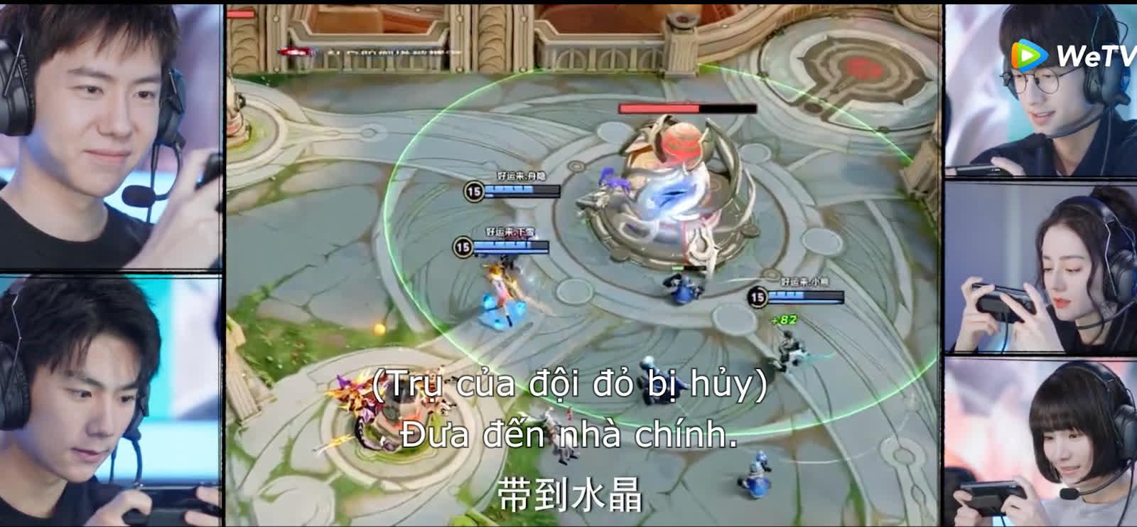 Nhiệt Ba - Dương Dương thi đấu game vẫn show ân ái, không để ý bồ cũ xuất hiện ghê rợn ở Em Là Niềm Kiêu Hãnh Của Anh - Ảnh 4.