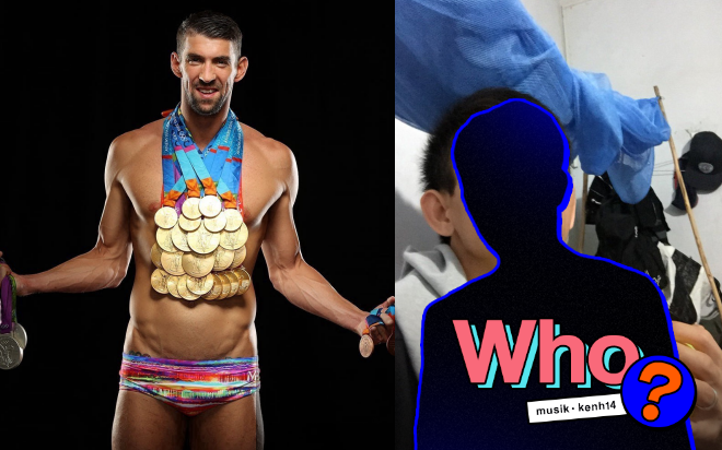 """BTC Olympic dùng ca khúc của hiện tượng mạng Việt Nam để vinh danh """"huyền thoại kình ngư"""" Michael Phelps"""