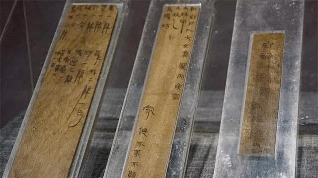 La carta en la tumba de 2000 años de antigüedad, el contenido hizo reír y llorar al equipo arqueológico: ¡el dueño de la tumba todavía está ávido de muerte!  -Foto 2.