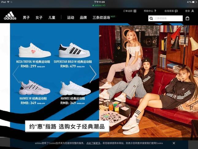 Biến căng cuối ngày: adidas lại bỏ Jisoo ra khỏi video quảng cáo, chắc sợ mọi người không biết BLACKPINK có 4 thành viên? - Ảnh 1.