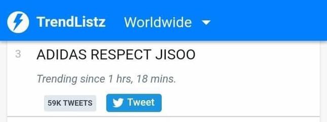 Biến căng cuối ngày: adidas lại bỏ Jisoo ra khỏi video quảng cáo, chắc sợ mọi người không biết BLACKPINK có 4 thành viên? - Ảnh 3.