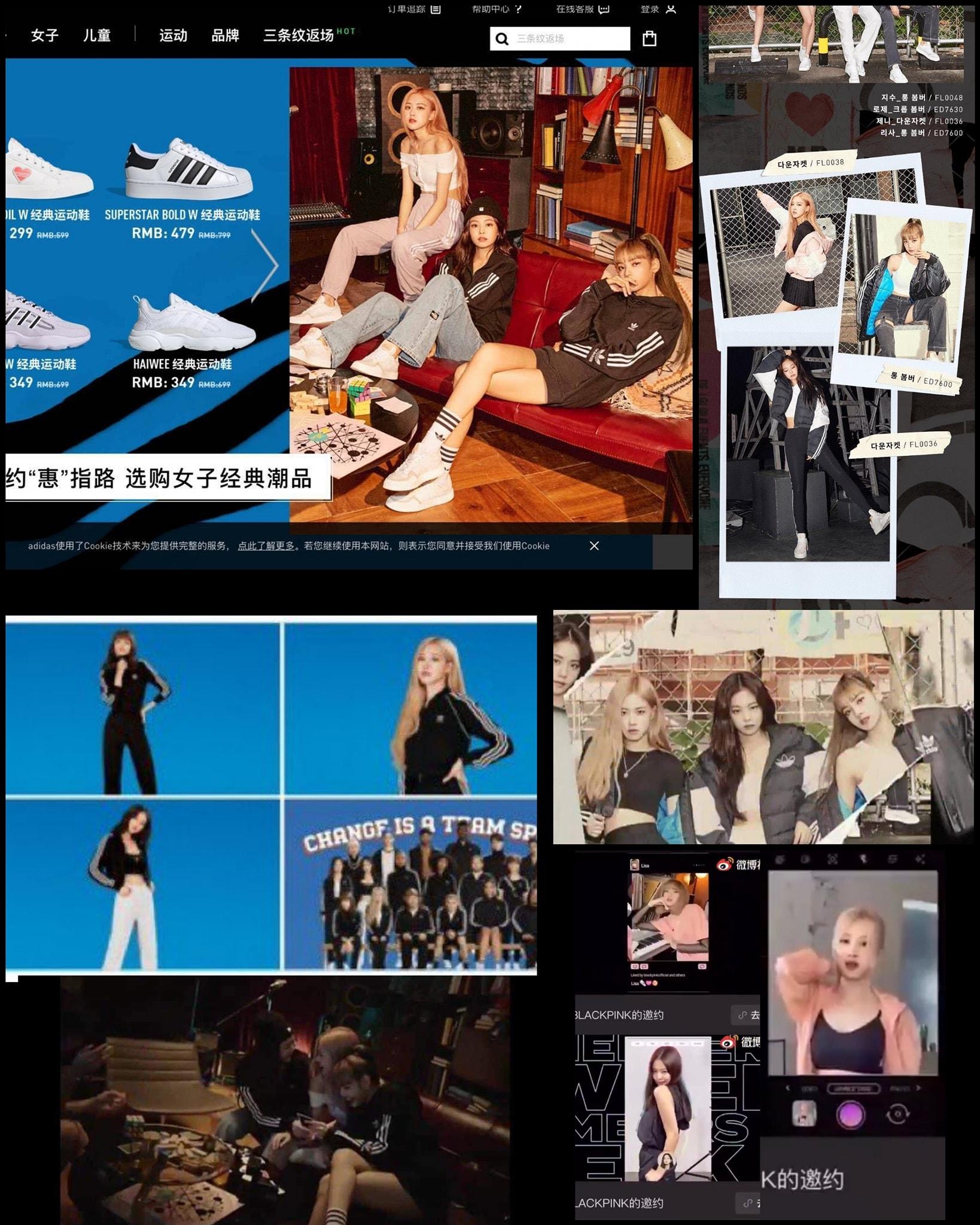 Biến căng cuối ngày: adidas lại bỏ Jisoo ra khỏi video quảng cáo, chắc sợ mọi người không biết BLACKPINK có 4 thành viên? - Ảnh 5.