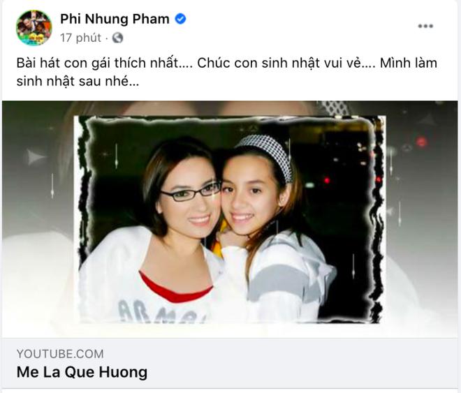 Xót xa lời hứa trước khi qua đời của cố ca sĩ Phi Nhung dành cho con gái ruột đang làm y tá ở Mỹ - Ảnh 2.