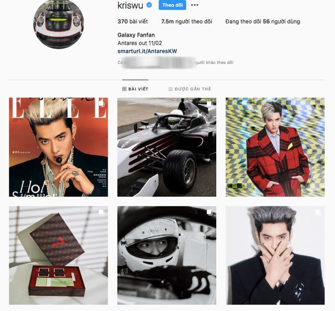 Tài khoản Instagram Ngô Diệc Phàm mất hơn 100K follower dù nhận được hàng loạt lời ủng hộ từ fan, chuyện gì đang xảy ra? - ảnh 4